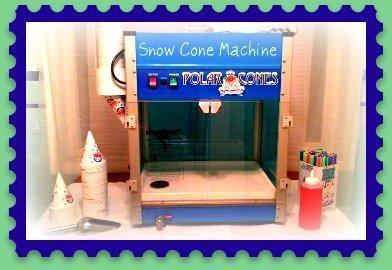Snow cone machine colorado